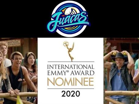 Série Juacas, gravada em Itacaré, é  indicada a prêmio International Emmy Award Nominee 2020