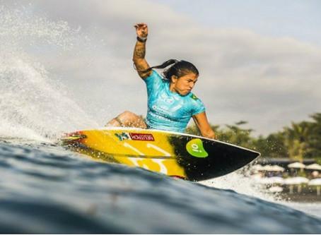 Silvana Lima, atleta da elite do surf mundial, disputará o Neutrox Weekend em Itacaré