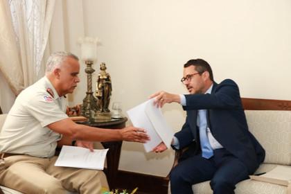 Reveillon de Itacaré em pauta na reunião do Sec. Turismo e Segurança Pública da Bahia