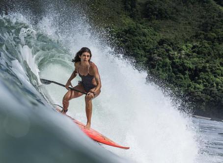 Brasileira Campeã Mundial de SUP Wave, será atração do Neutrox Weekend de Itacaré