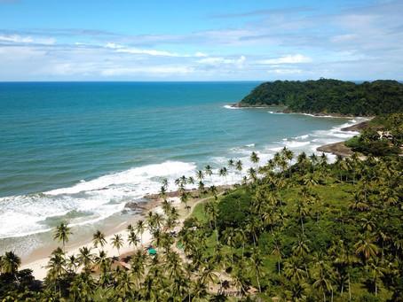 Itacaré se destaca como um dos principais destinos de ecoturismo no Brasil