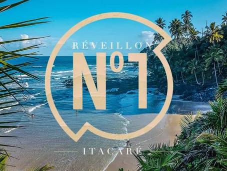Reveillon N1 é destaque no site Glamour, do Grupo Globo