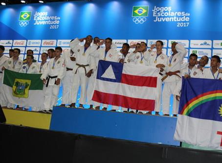 Bahia conquista 10 medalhas nos Jogos Escolares da Juventude