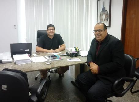 Secretário de Turismo de Itacaré busca apoio para o Calendário de Eventos de Itacaré  2019/2020