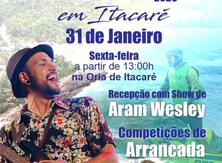 Rally do Mares 2020 chega em Itacaré na sexta-feira!!