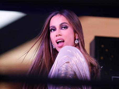 Anitta leva hits para o Réveillon da Times Square, em Nova York