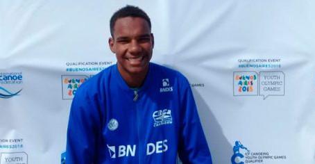 Itacareense garante vaga pra o Brasil em Jogos Olímpicos da Juventude