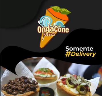 Novidade em Itacaré. Saboreie o OndaCone Pizza