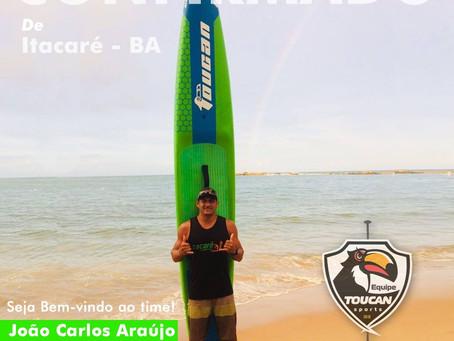 Atleta itacareense de stand up paddle ganha destaque com novo patrocinador