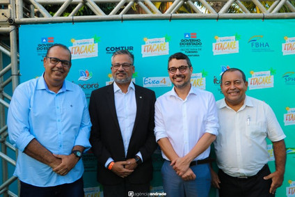 Ministério do Turismo garante apoio para o Centro de Convenções de Itacaré