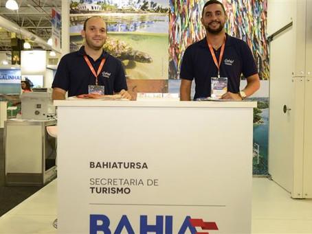 Bahia é o estado com mais pacotes vendidos em feira de turismo