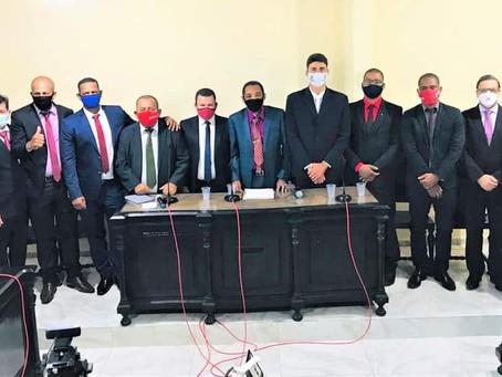 Posse de prefeito, vice, vereadores e anúncio de secretários de Itacaré