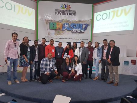 Itacaré participa de II Encontro Nacional de Gestores Municipais e Estaduais de Juventude