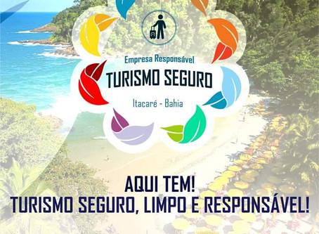 Itacaré cria o Selo Turismo Seguro