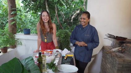 Chef Jô Pinto, da Terra Boa Hotel Boutique, será destaque no Conexão Bahia deste sábado