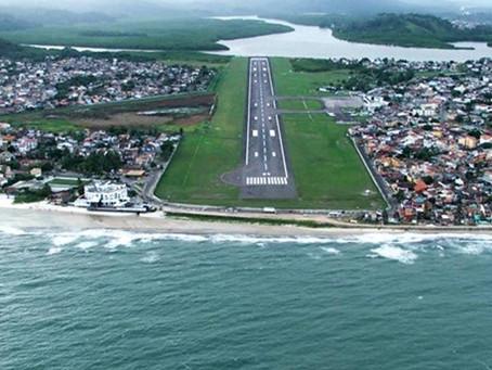 Aeroporto de Ilhéus vai a leilão dia 31 de julho