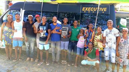 Atletas de Itacaré participam do Brasileiro deCanoagem Velocidade em Brasília