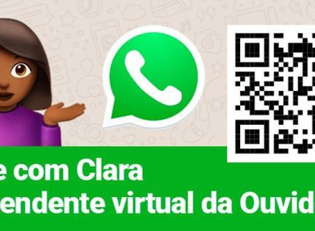 TRE-BA lança 'Clara', atendente virtual pelo whatsapp, para esclarecer dúvidas do eleitor