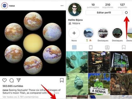 Instagram mostra quem está online; saiba evitar