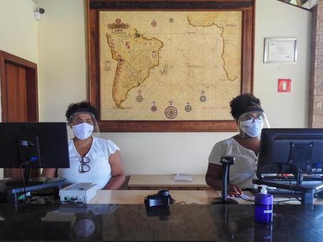Itacaré inicia vistoria em hotéis pra reabertura do turismo