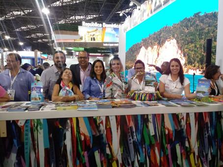 Itacaré é destaque na maior feira de turismo das américas