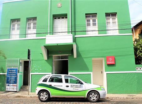 Secretaria do Meio Ambiente recebe veículo para fiscalização