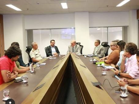 Setur Bahia se organiza junto a segurança pública para operação verão no estado