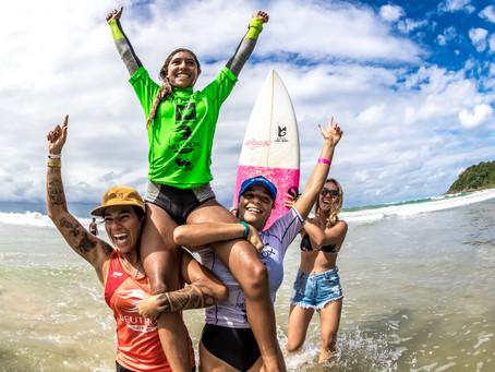 Talento da nova geração vence o Neutrox Weekend de Itacaré