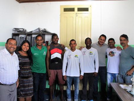 Itacaré participará do Brasileiro de Canoagem em Curitiba
