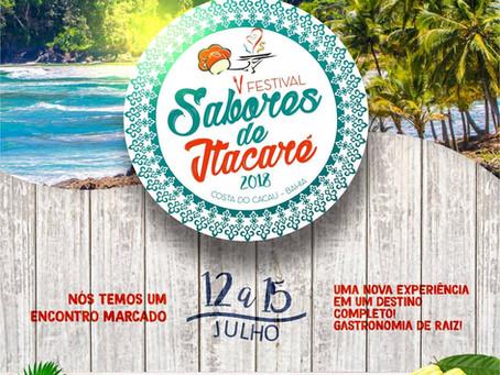 Festival Sabores de Itacaré é destaque no ibahia
