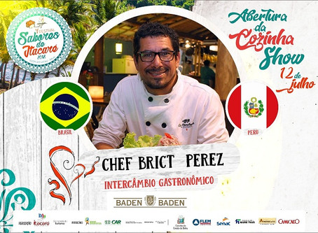 Festival Sabores de Itacaré vira notícia no Diário do Turismo