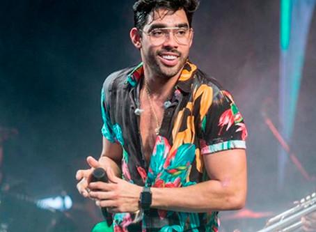 Morre o cantor Gabriel Diniz  em acidente aéreo