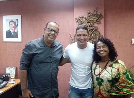 Targino Gondim confirmado para o 2° Festival de Forró em Itacaré