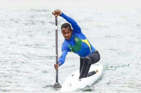 Canoísta de Itacaré representará o Brasil em JogosOlímpicos na Argentina