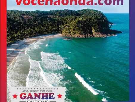 vcnaonda.com lança GUIA com descontos e benefícios em bares, restaurantes e lojas