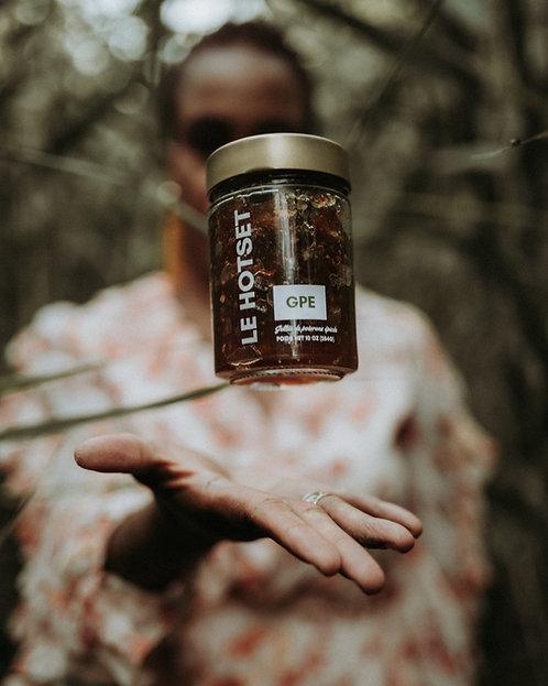 Le Hotset - GPE: Gelée de poivrons épicée