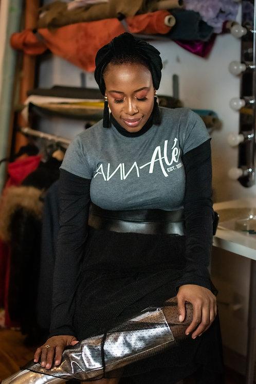 T-shirt Ann Alé (short sleeves)