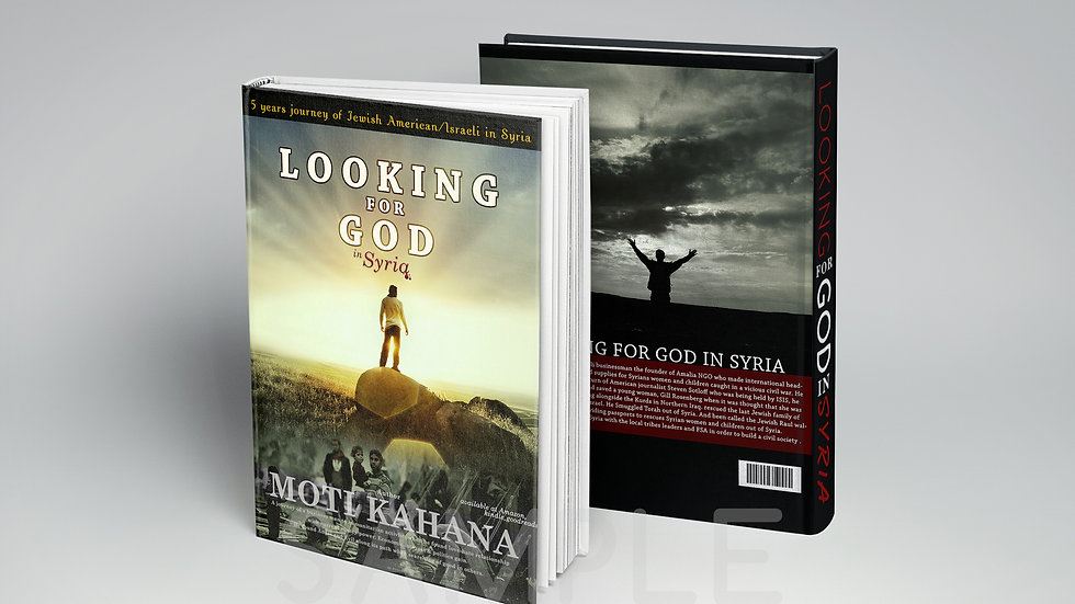 Pre Order the Book: Looking For God In Syria