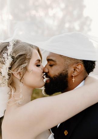 Inter-racial couple