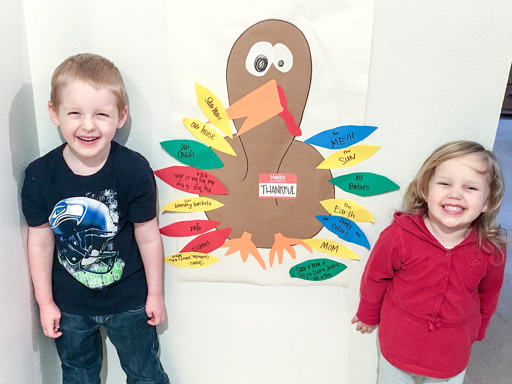 thanksgiving gratitiude turkey