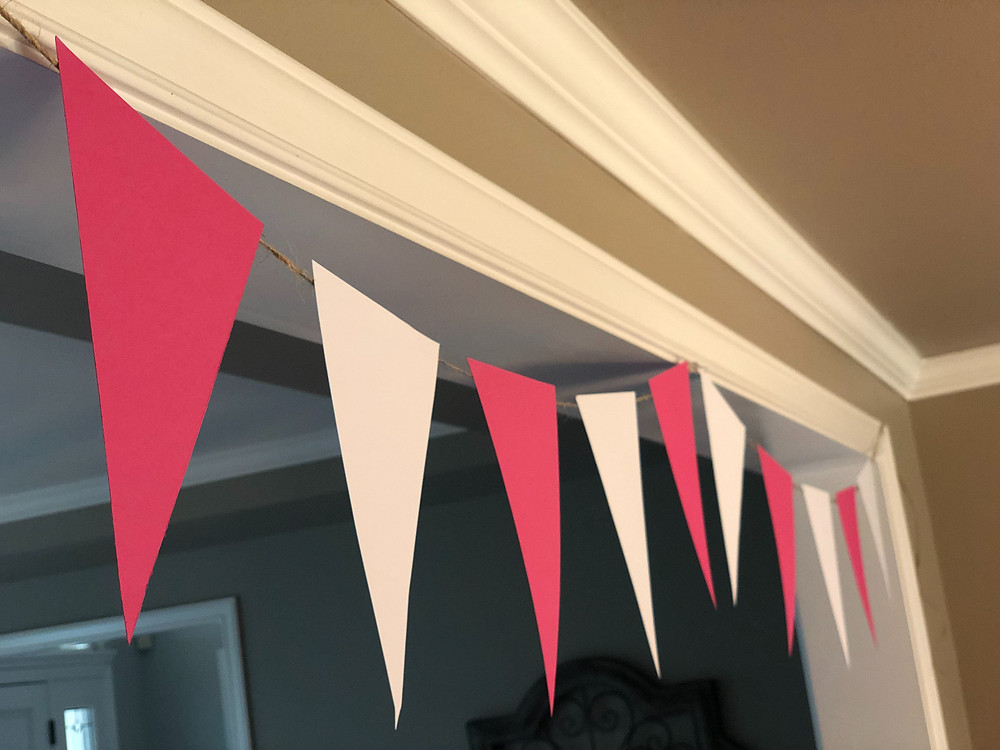 cheap banner birthday party decorations