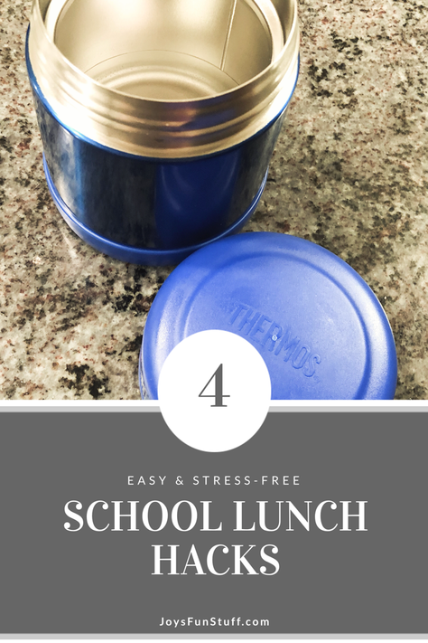 Top 4 Tips for Packing School Lunch