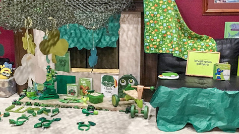 St. Patrick's Day Decos: Making Life More Complicated, One Holiday at a Time
