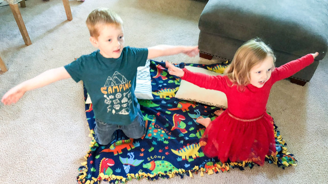 Top 5 Easy Kid Activities that Don't Make Me Crazy