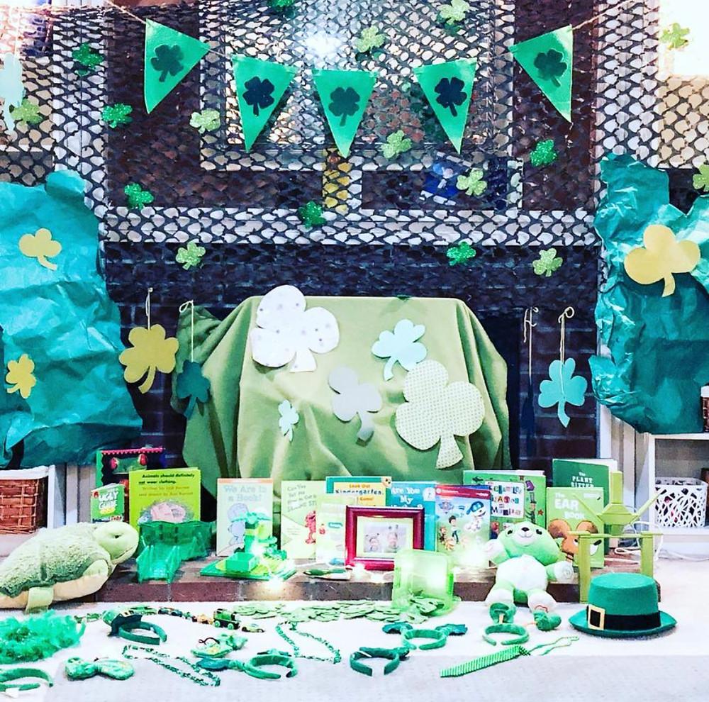 cheap St. Patricks Day decorations