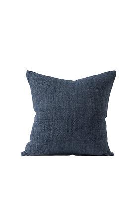 Citta Design Heavy Linen Cushion - Indigo