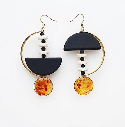 Middle Child - Monument Earrings