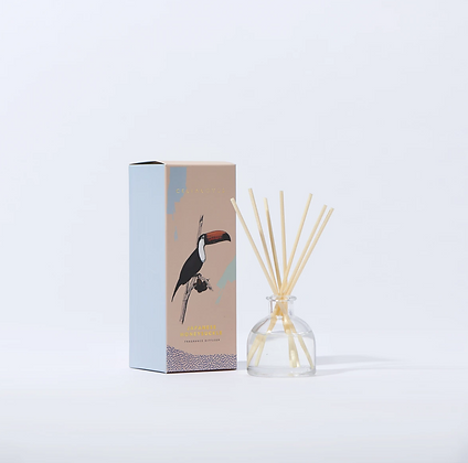 Celia Loves - Japanese Honeysuckle Mini Reed Diffuser