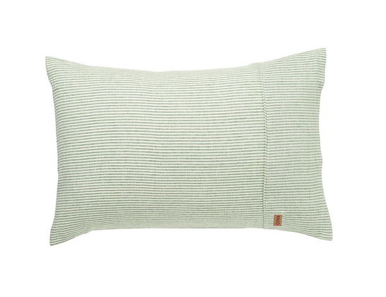 Kip & Co - St Barts Stripe Linen Pillowcases