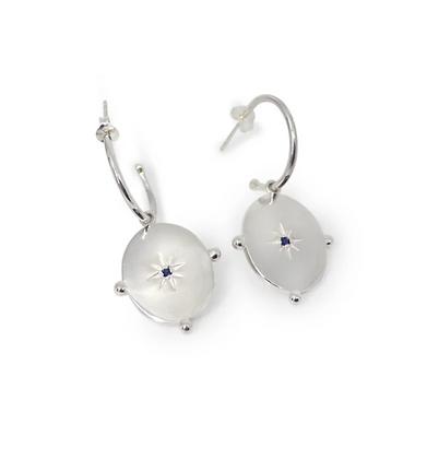 Toni May - Romi Hoop Earrings